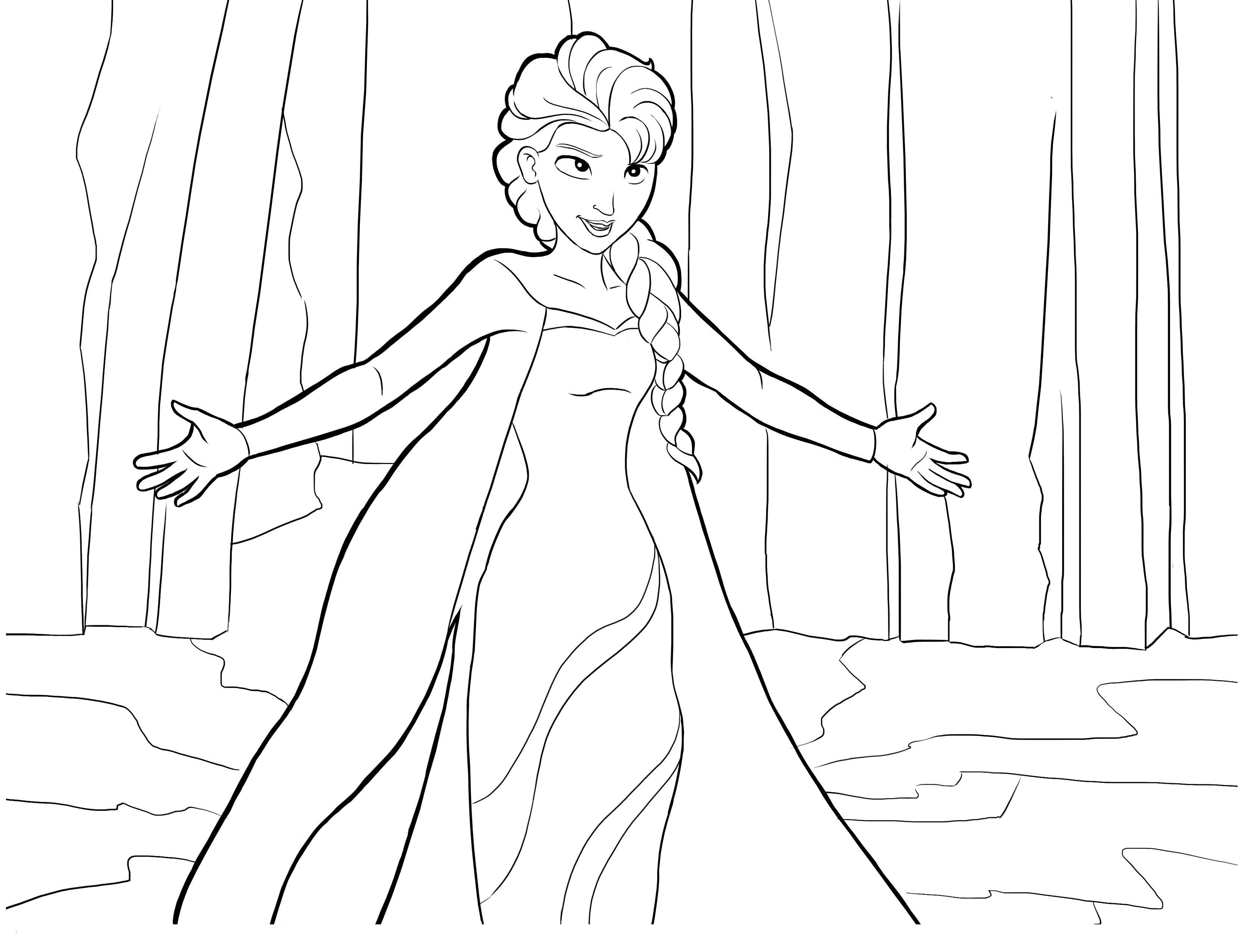 coloring pictures of frozen characters frozen to color for children frozen kids coloring pages frozen of pictures characters coloring