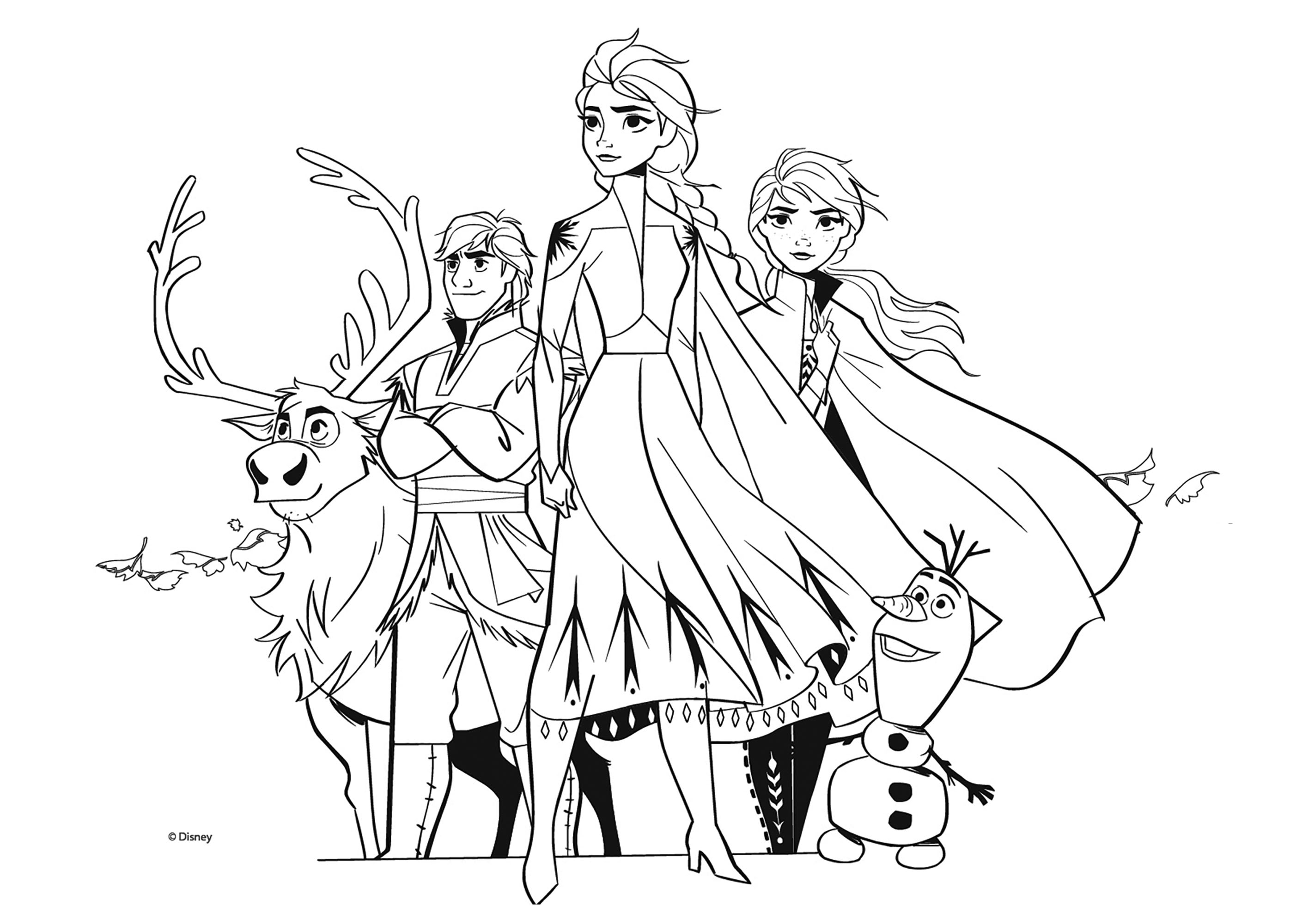 coloring pictures of frozen characters frozen worksheets coloring printable activity shelter of coloring frozen characters pictures