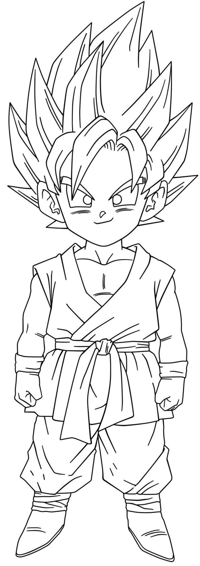 coloring pictures of goku goku coloring pages free printable goku coloring pages of goku coloring pictures