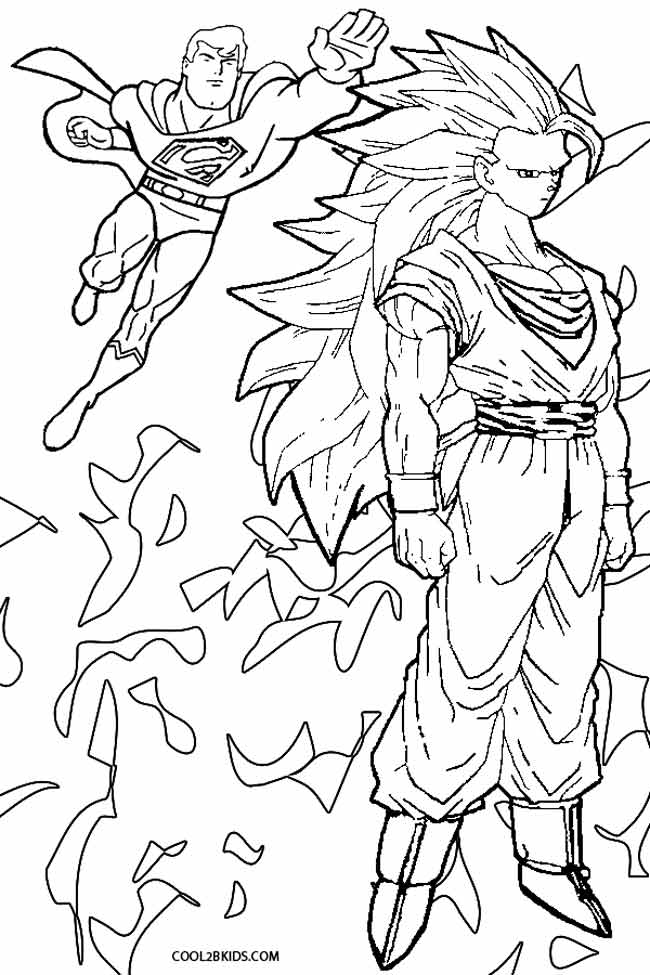 coloring pictures of goku ssgss goku coloring pages 3 by jon line art hd png pictures goku coloring of