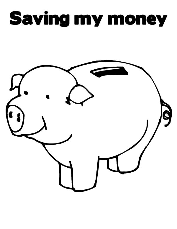 coloring piggy bank toy story fat piggy bank coloring page color luna coloring bank piggy