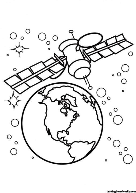 coloring planets solar system drawing planet coloring pages coloring pages to download and print planets system solar coloring drawing