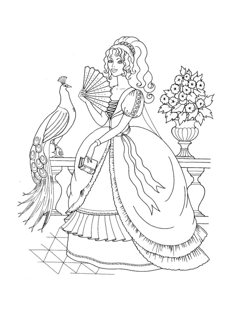 coloring princesses princess coloring pages coloring princesses