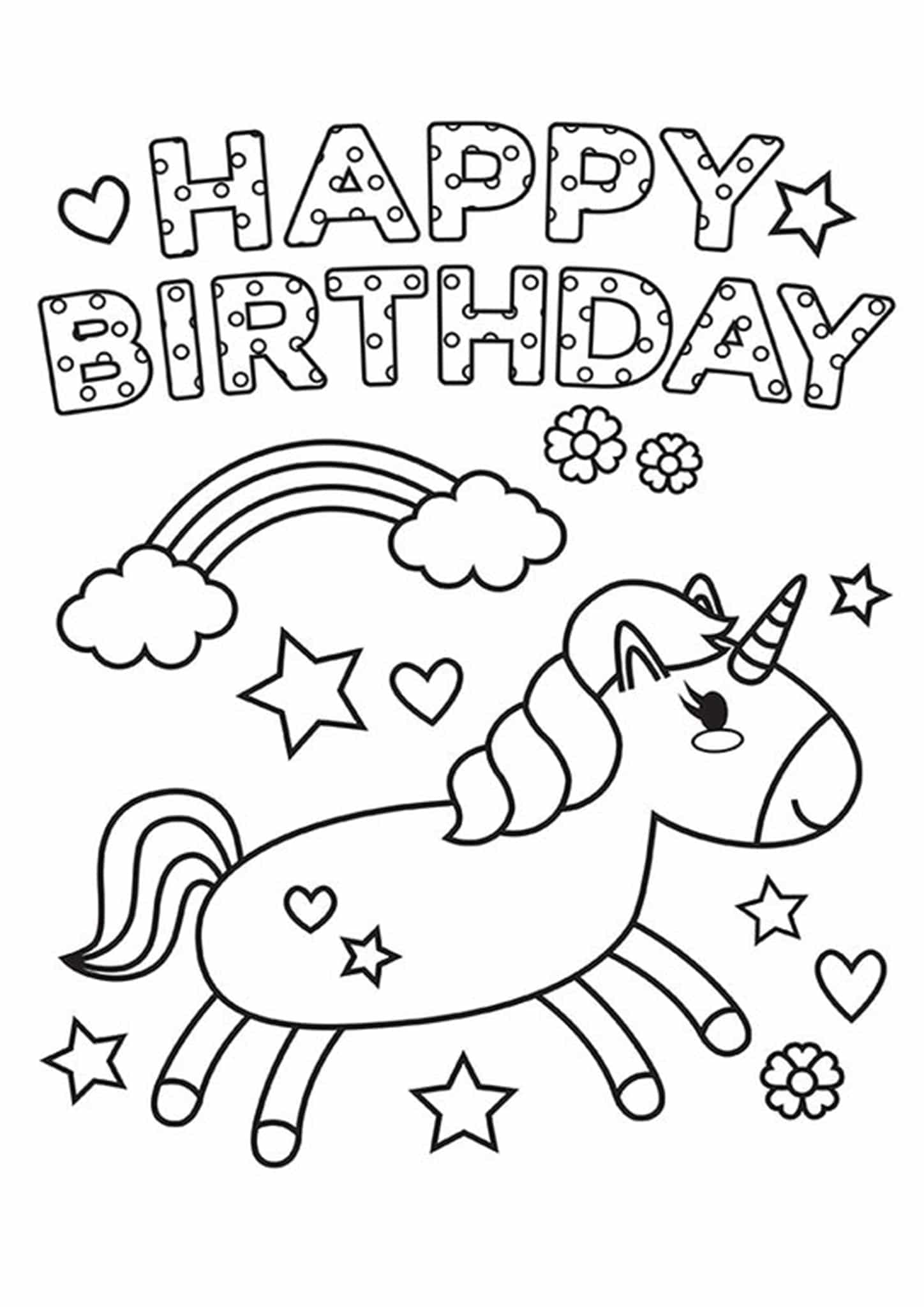 coloring printable birthday birthday cake coloring pages to download and print for free printable coloring birthday
