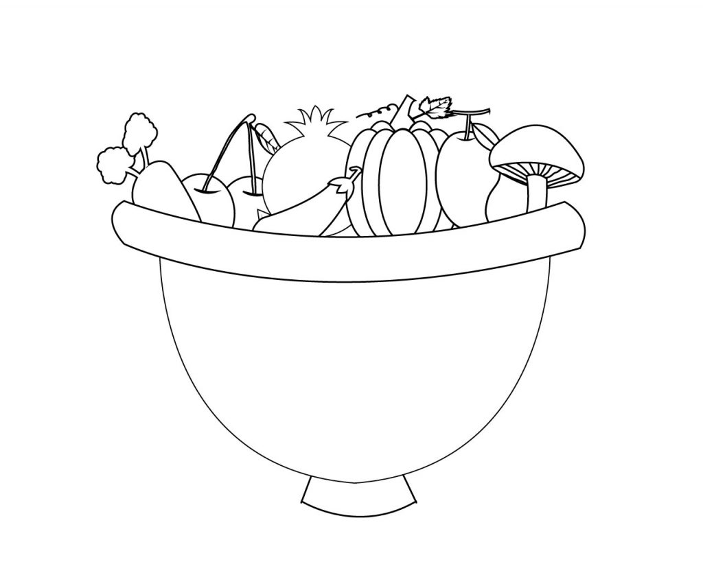 coloring printable fruits and vegetables fruit and vegetables coloring pages for kids printable and coloring printable fruits vegetables