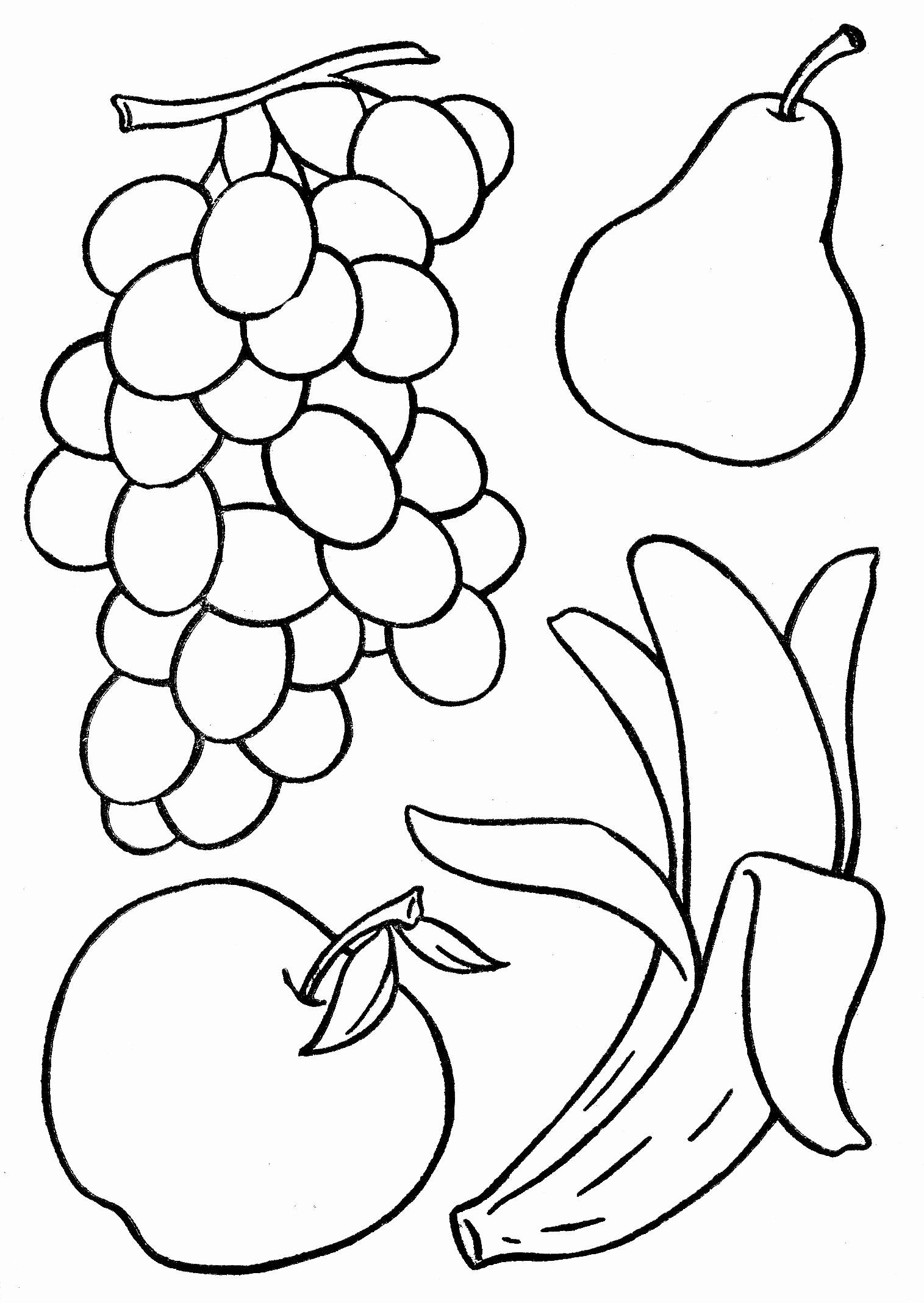 coloring printable fruits and vegetables fruits and vegetables coloring pages print coloring home fruits printable coloring vegetables and