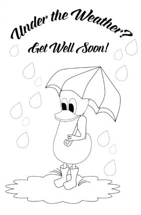 coloring printable get well cards clipart coloring quotget well soonquot teddy bear card printable well cards coloring get