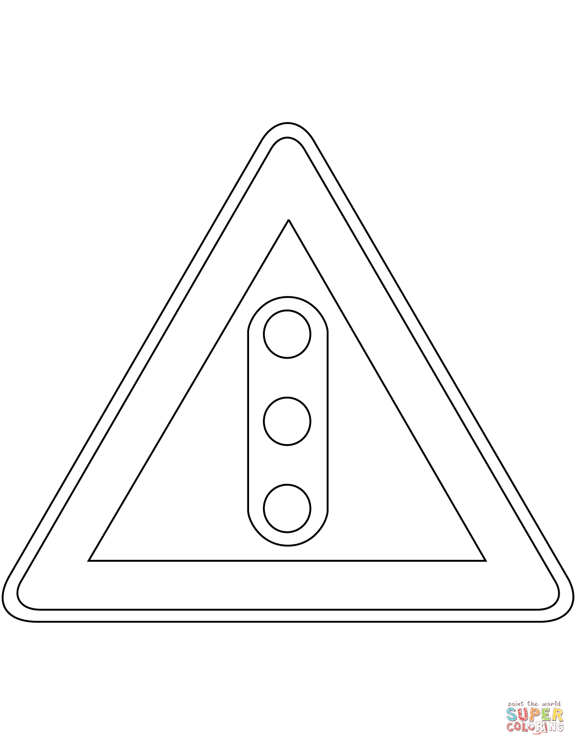 coloring printable road signs traffic signs coloring pages png free traffic signs printable road signs coloring