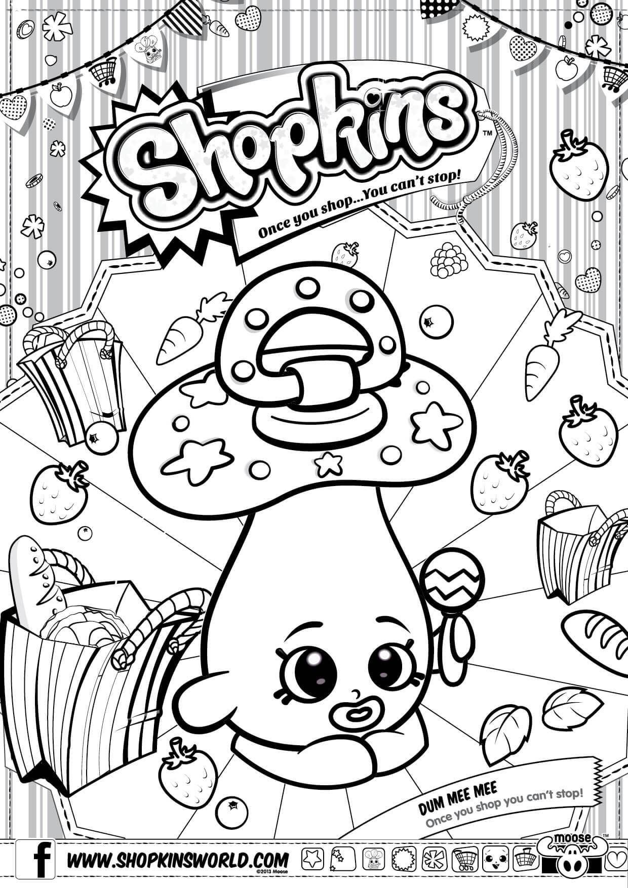 coloring prints free printable shopkins coloring pages at getcoloringscom prints coloring