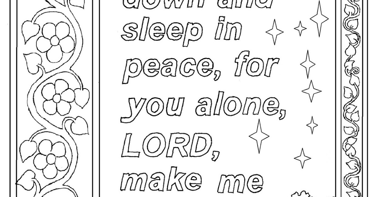coloring psalm 8 coloring pages for kids by mr adron 8 psalm coloring