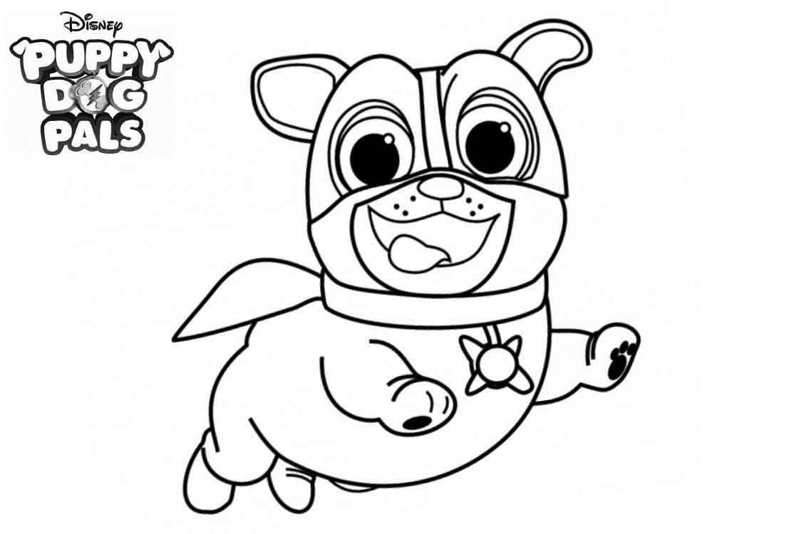 coloring puppy dog pals imagens do quotthe puppy dog palsquot para imprimir e colorir puppy coloring dog pals