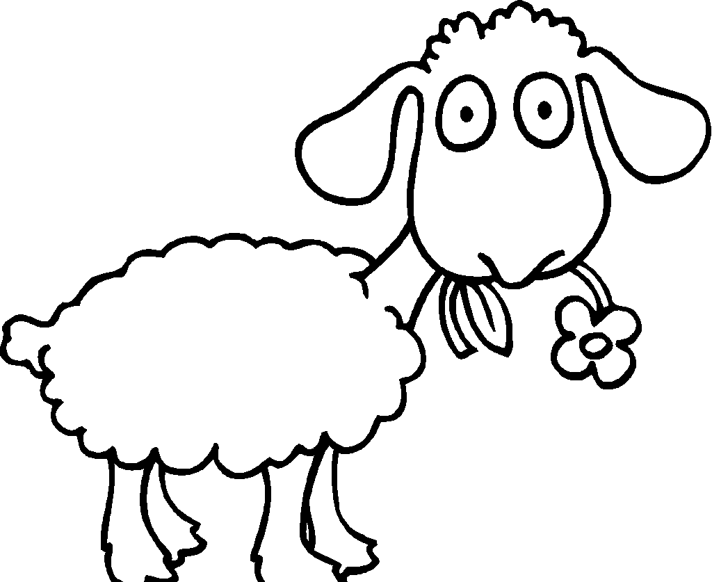coloring sheep clipart sheep drawings for kids free download on clipartmag coloring clipart sheep