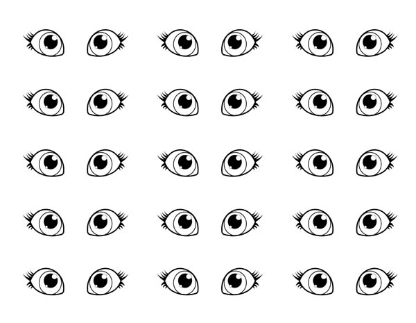coloring sheet eyes eye coloring page free download on clipartmag sheet coloring eyes 1 1
