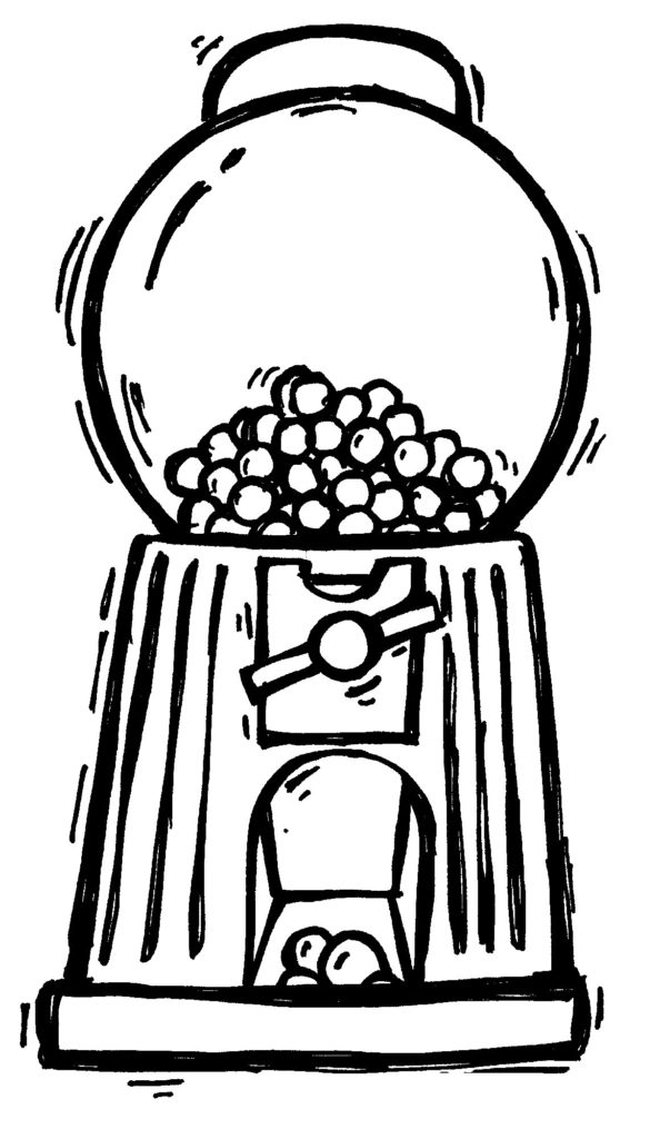 coloring sheet gumball machine coloring page gumball machine coloring pages gumball machine sheet page coloring coloring