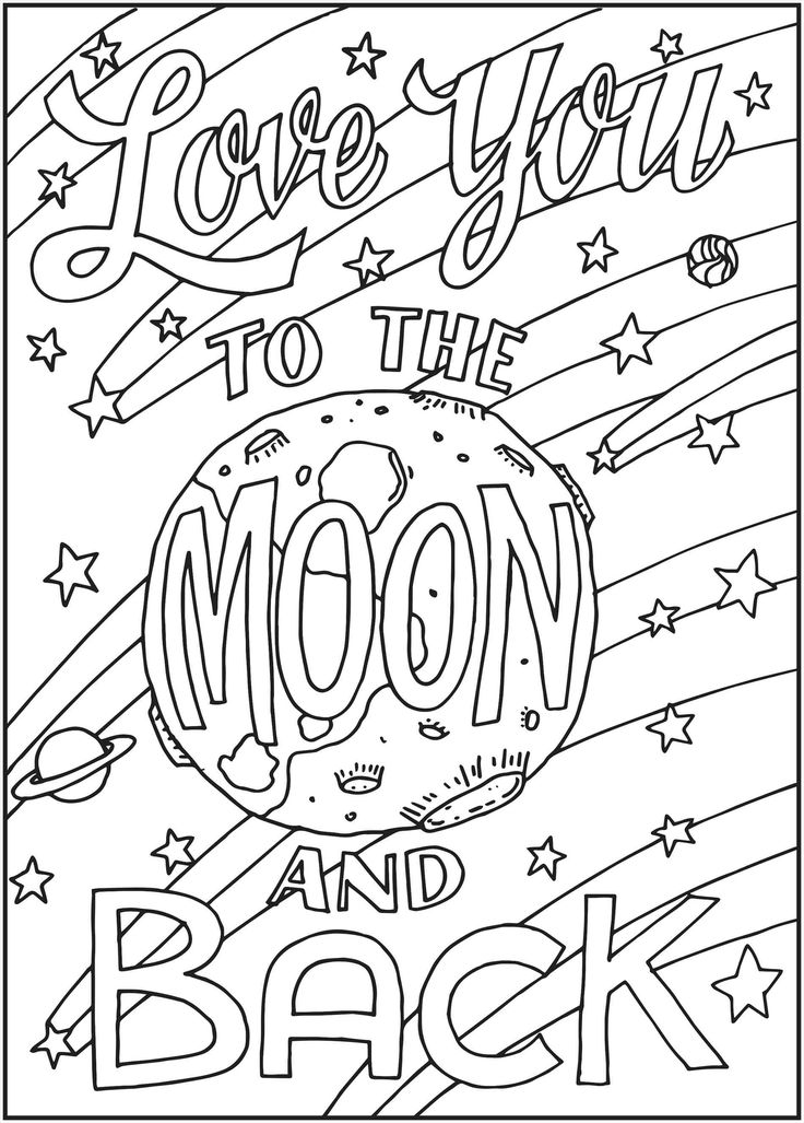 coloring sheet i love you to the moon and back coloring pages color me happy coloring pages at getcoloringscom free back you to the coloring i pages love sheet coloring and moon