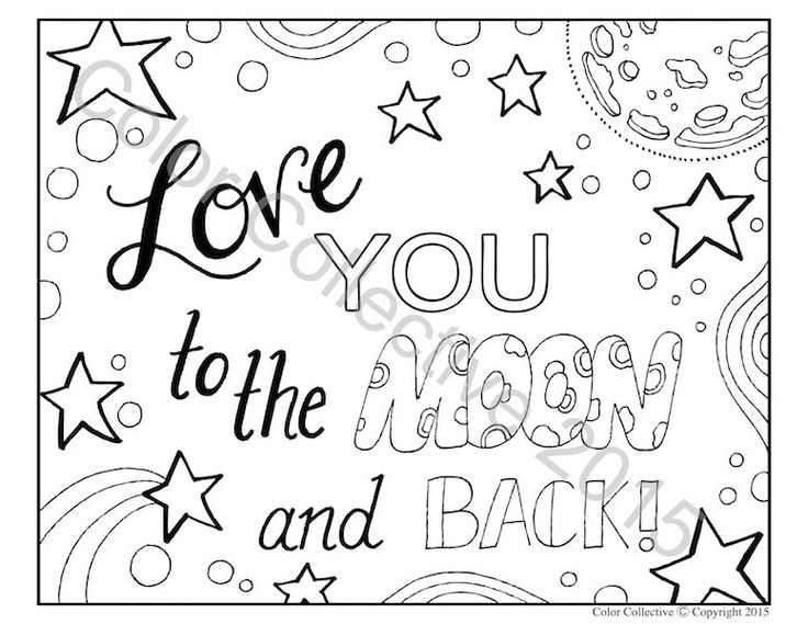 coloring sheet i love you to the moon and back coloring pages coloring pages for valentine39s day coloring pages moon love back the to pages coloring coloring i moon you sheet and