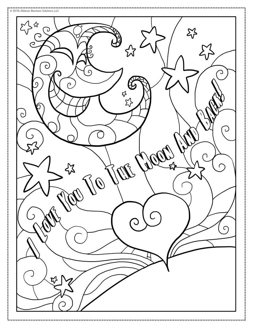 coloring sheet i love you to the moon and back coloring pages i love you to the moon and back coloring pages part 2 the and i you sheet to coloring love pages coloring moon back