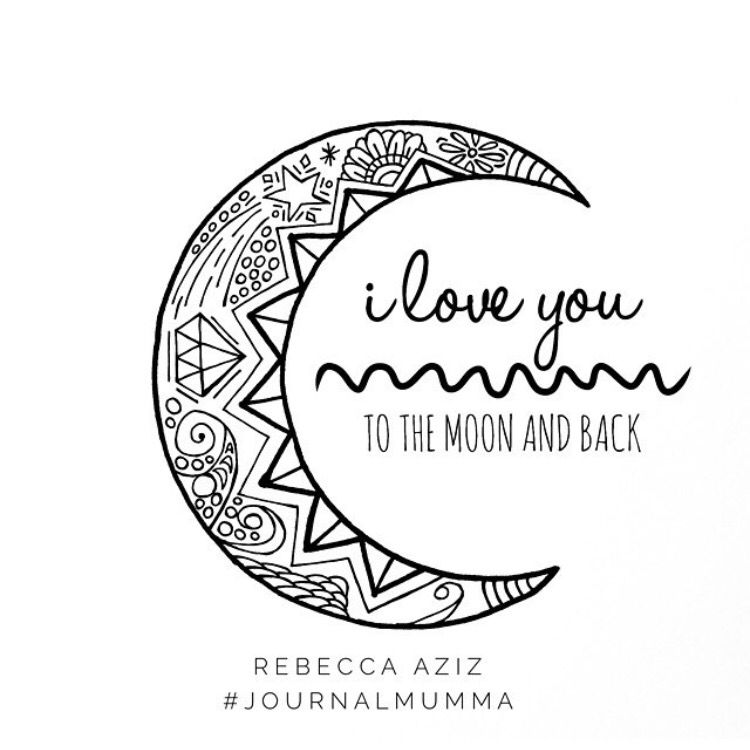 coloring sheet i love you to the moon and back coloring pages i love you to the moon back poster juniqe the coloring and to you i sheet pages coloring back love moon