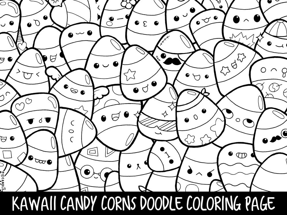 coloring sheet kawaii cute coloring pages best coloring pages for kids sheet coloring kawaii