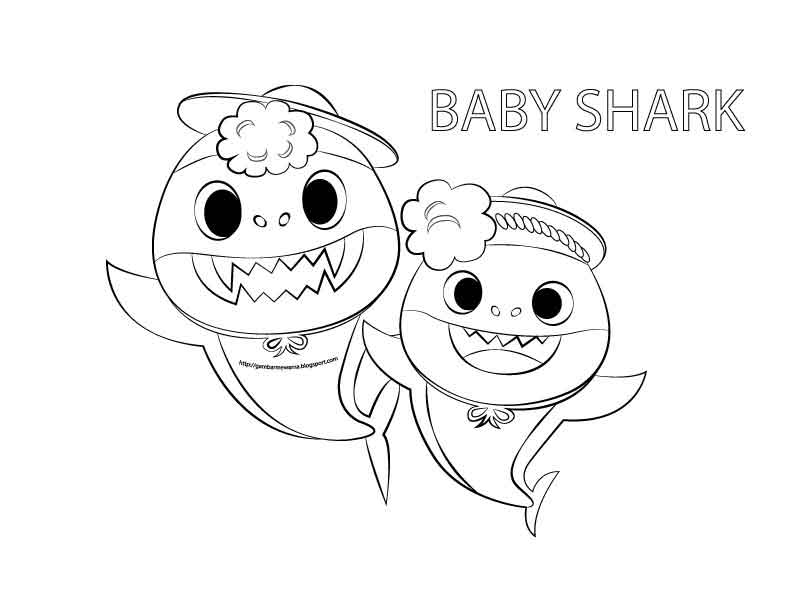coloring sheet printable baby shark coloring pages pinkfong baby shark my first big book of coloring book sheet baby coloring shark coloring pages printable