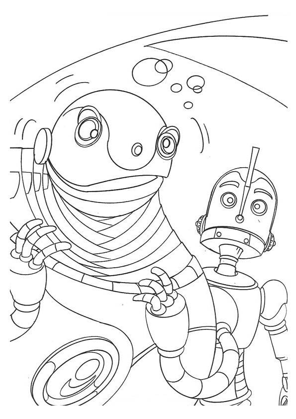 coloring sheet robot coloring pages coloring page disney coloring page robots picgifscom robot sheet coloring coloring pages