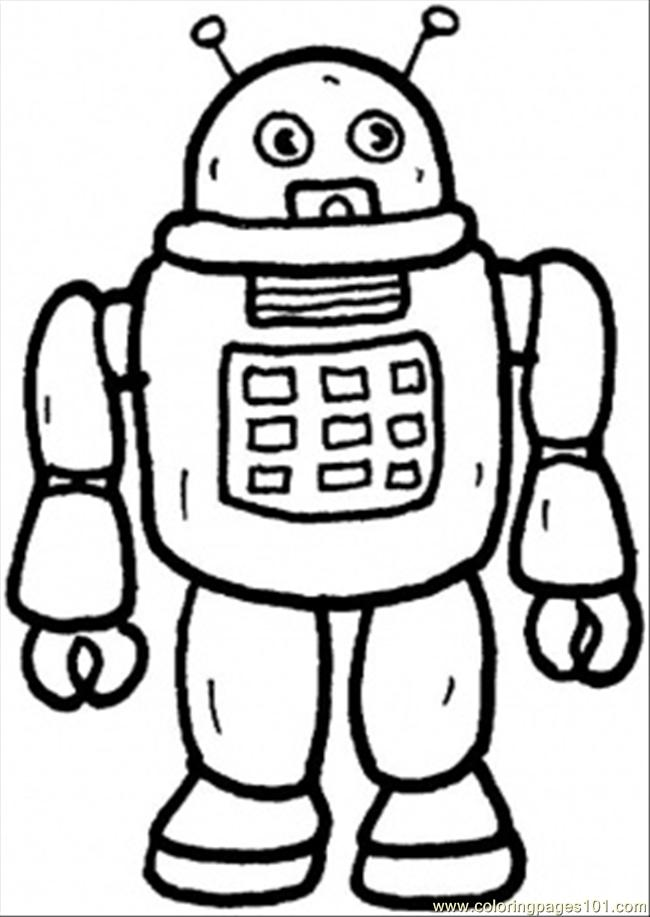 coloring sheet robot coloring pages cool robot coloring pages at getcoloringscom free sheet robot pages coloring coloring