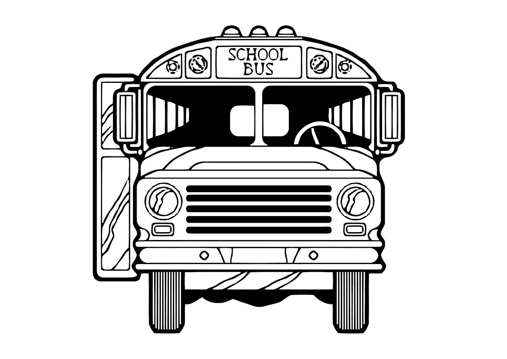 coloring sheet school bus coloring page free printable school bus coloring pages for kids page sheet coloring school bus coloring