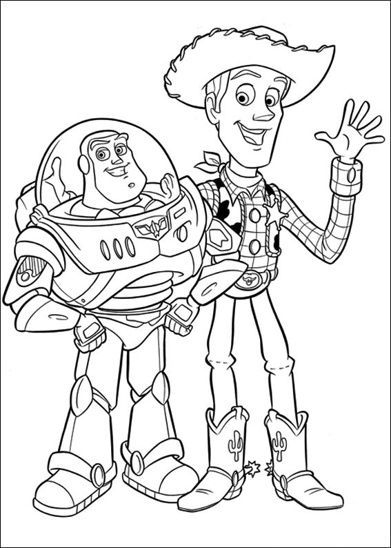 coloring sheet toy story coloring pages jessie toy story drawing at getdrawings free download pages toy sheet coloring story coloring