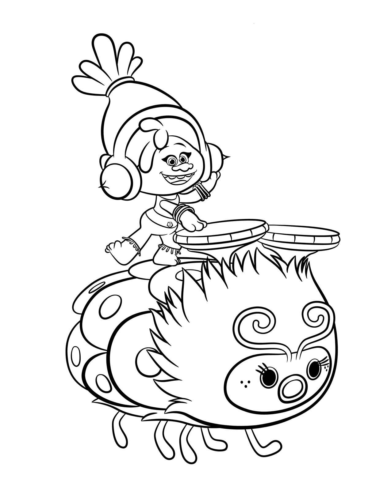 coloring sheet trolls trolls coloring pages to download and print for free coloring trolls sheet