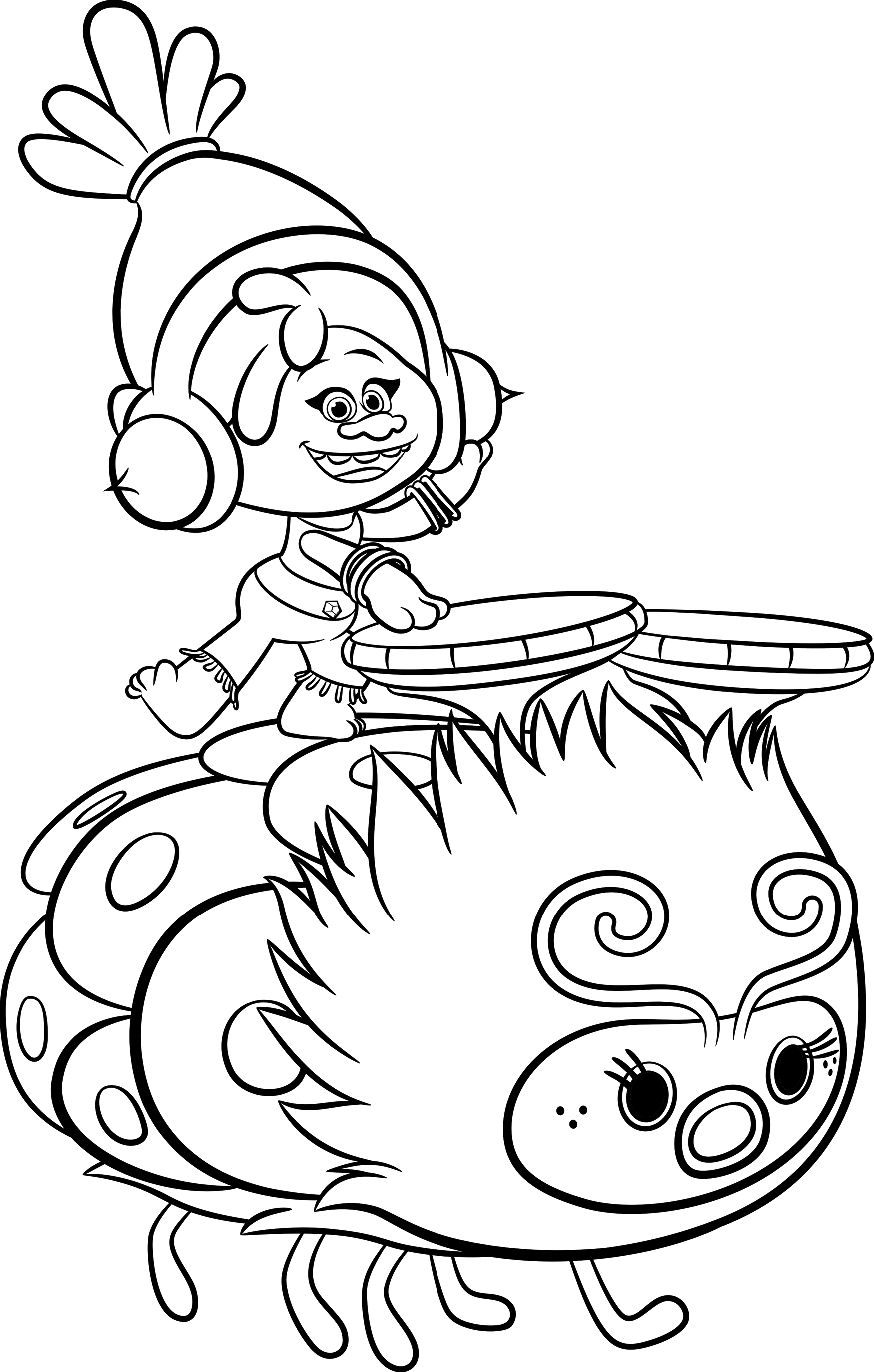 coloring sheet trolls trolls movie coloring pages best coloring pages for kids coloring sheet trolls 1 2