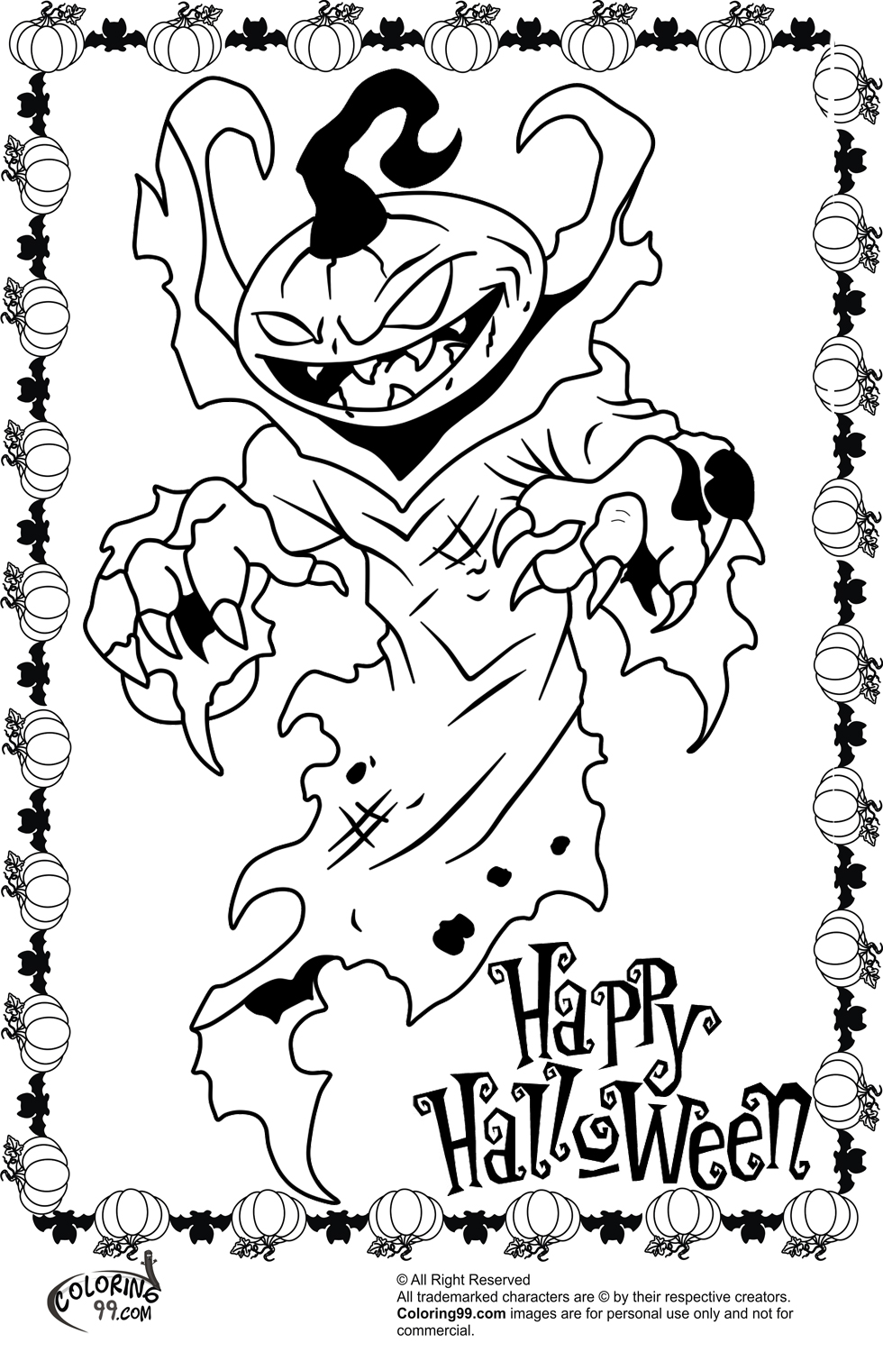 coloring sheets for halloween scary halloween pumpkin coloring pages team colors for sheets halloween coloring