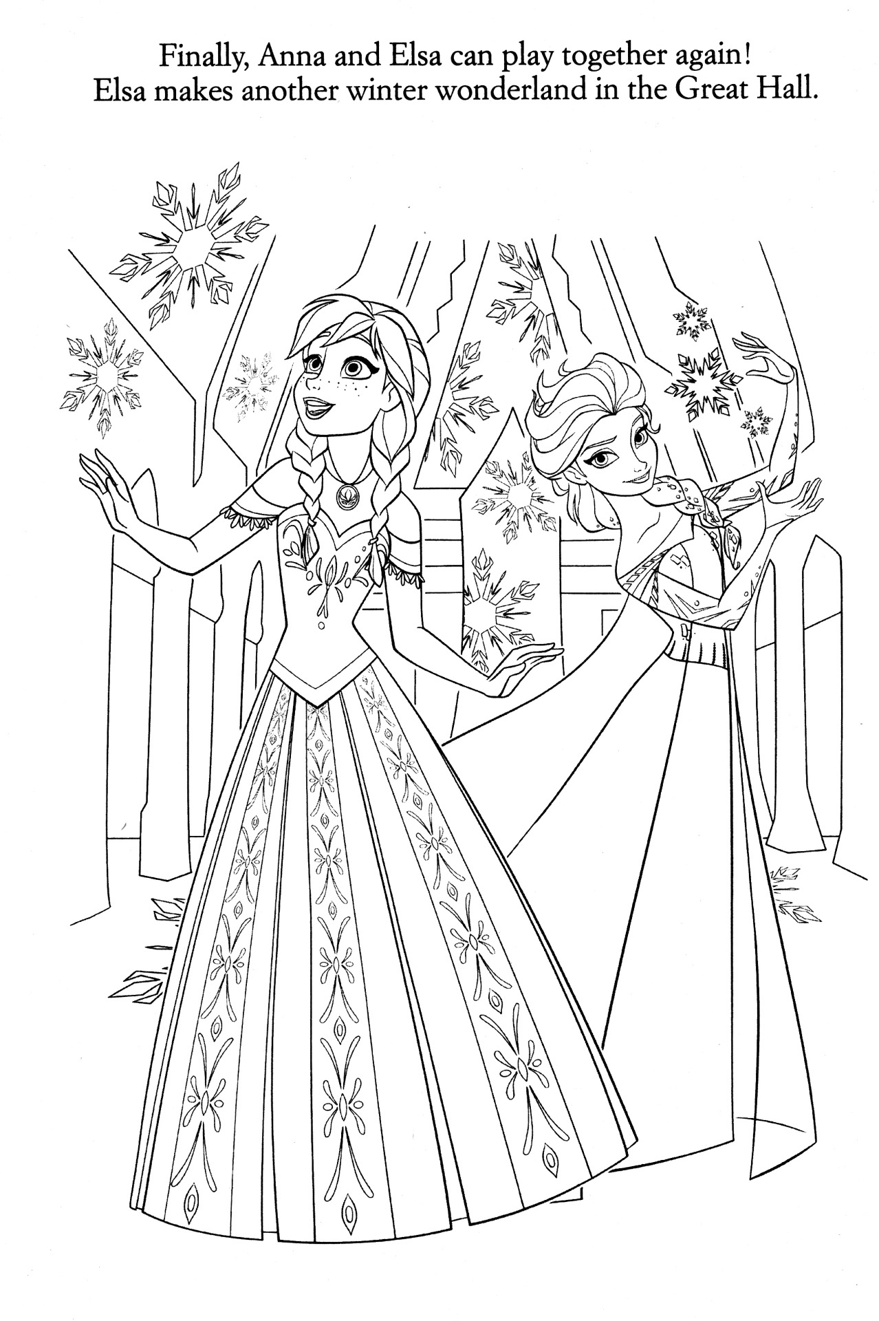 coloring sheets frozen frozen coloring pages free printables at getdrawings coloring frozen sheets