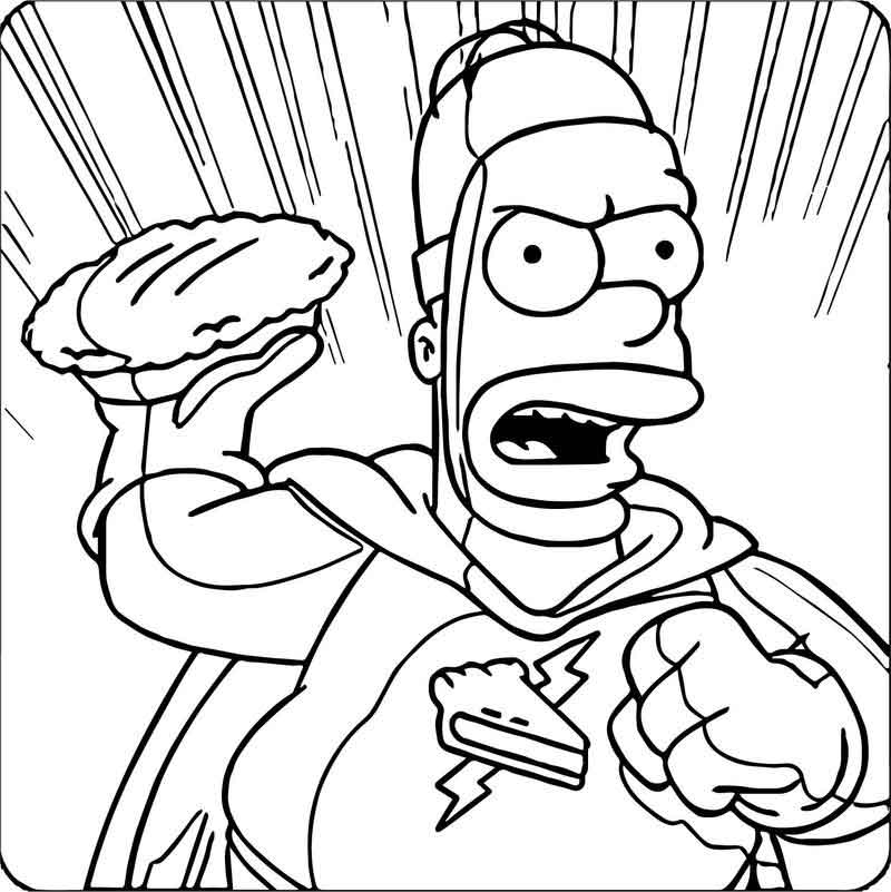 coloring simpsons simpson coloring page free maggie simpson coloring pages coloring simpsons