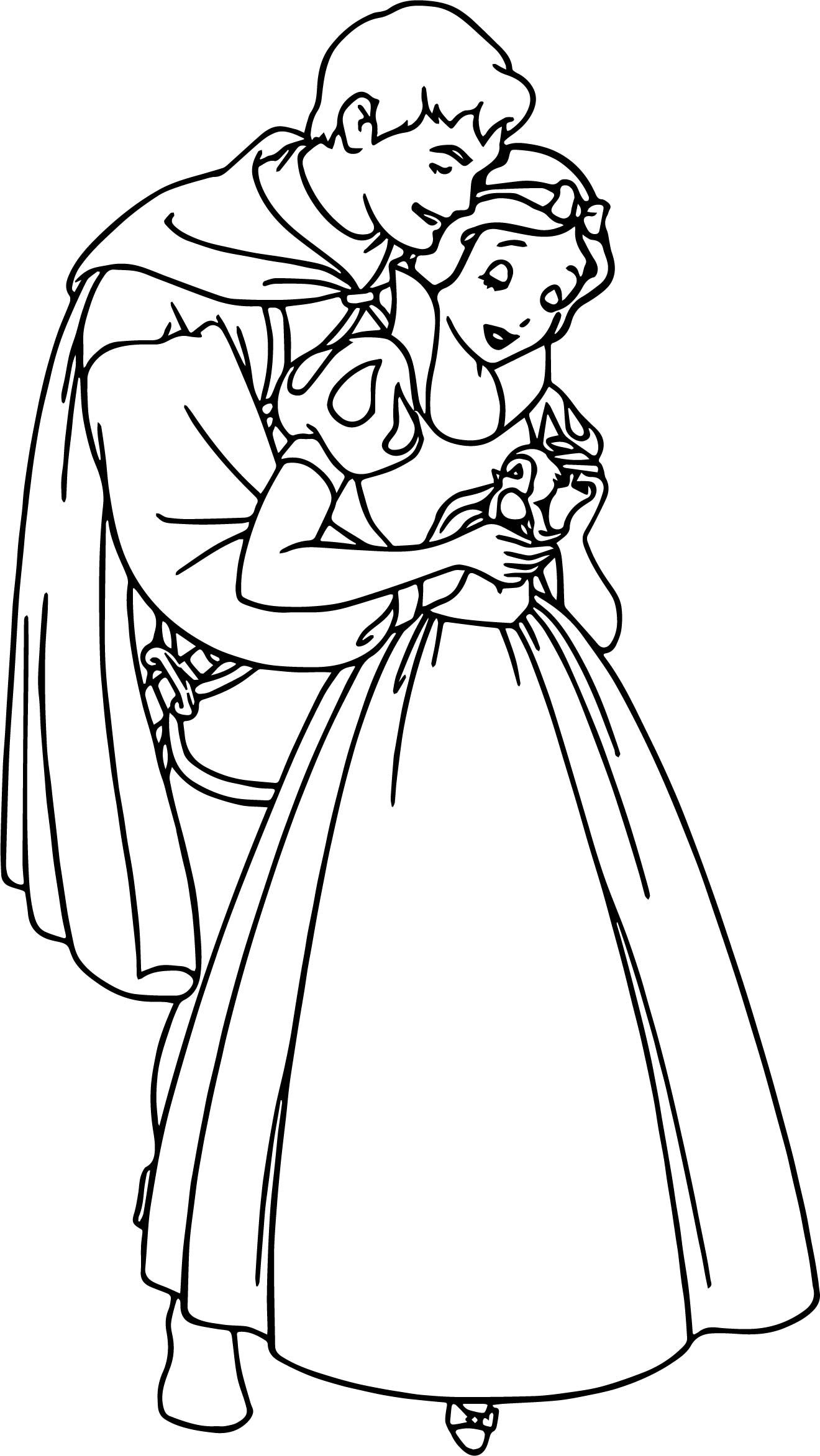 coloring snow white birds cool snow white and the prince bird coloring page snow birds coloring white snow