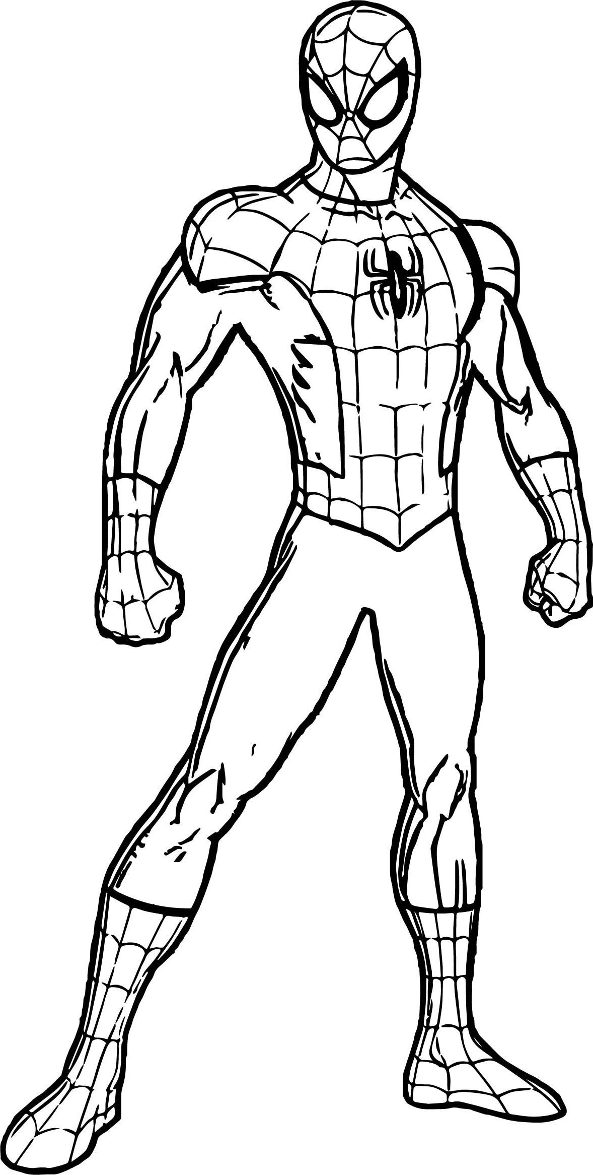 coloring spiderman color spiderman free to color for kids spiderman kids coloring coloring spiderman color