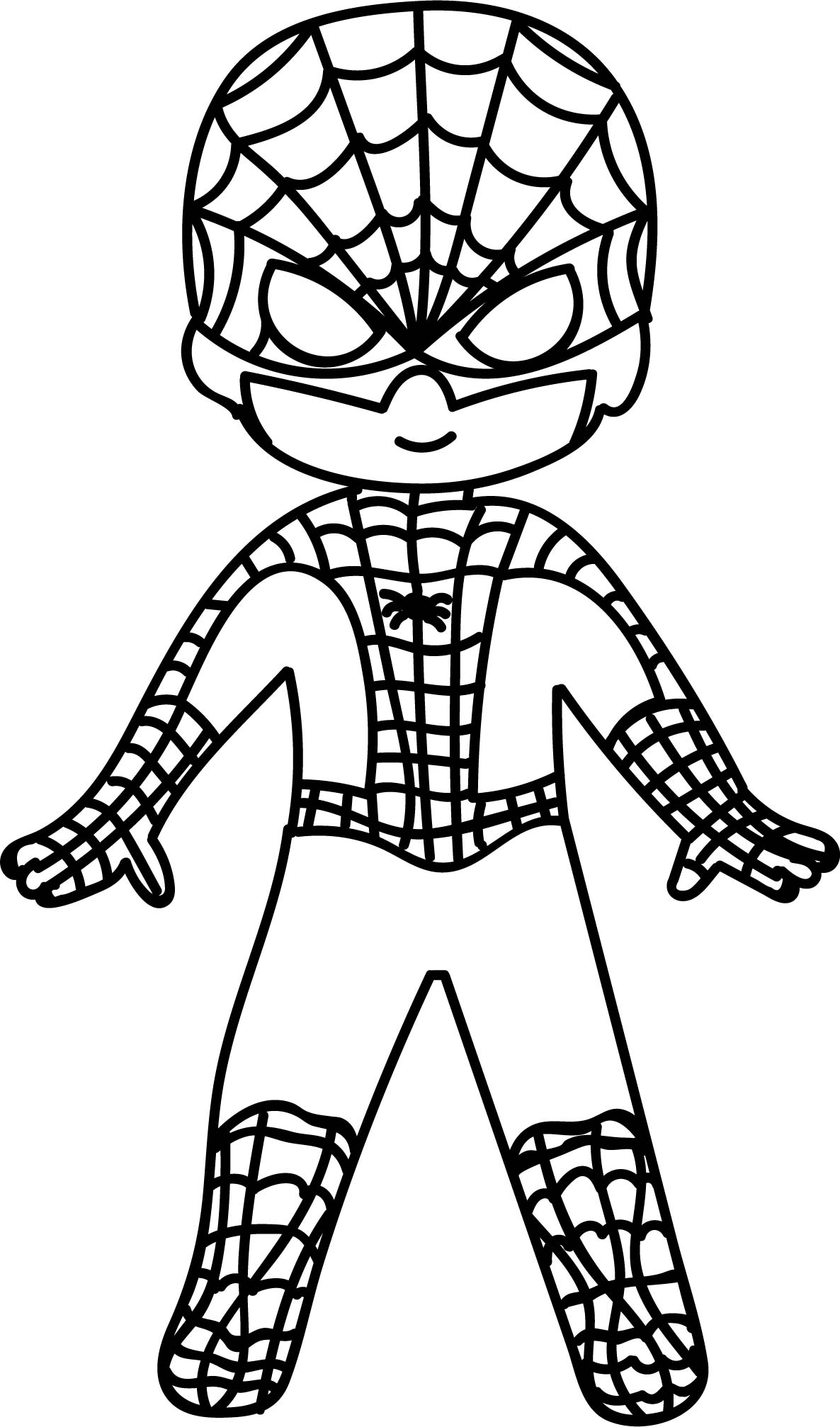 coloring spiderman for kids spiderman free to color for children spiderman kids coloring spiderman for kids