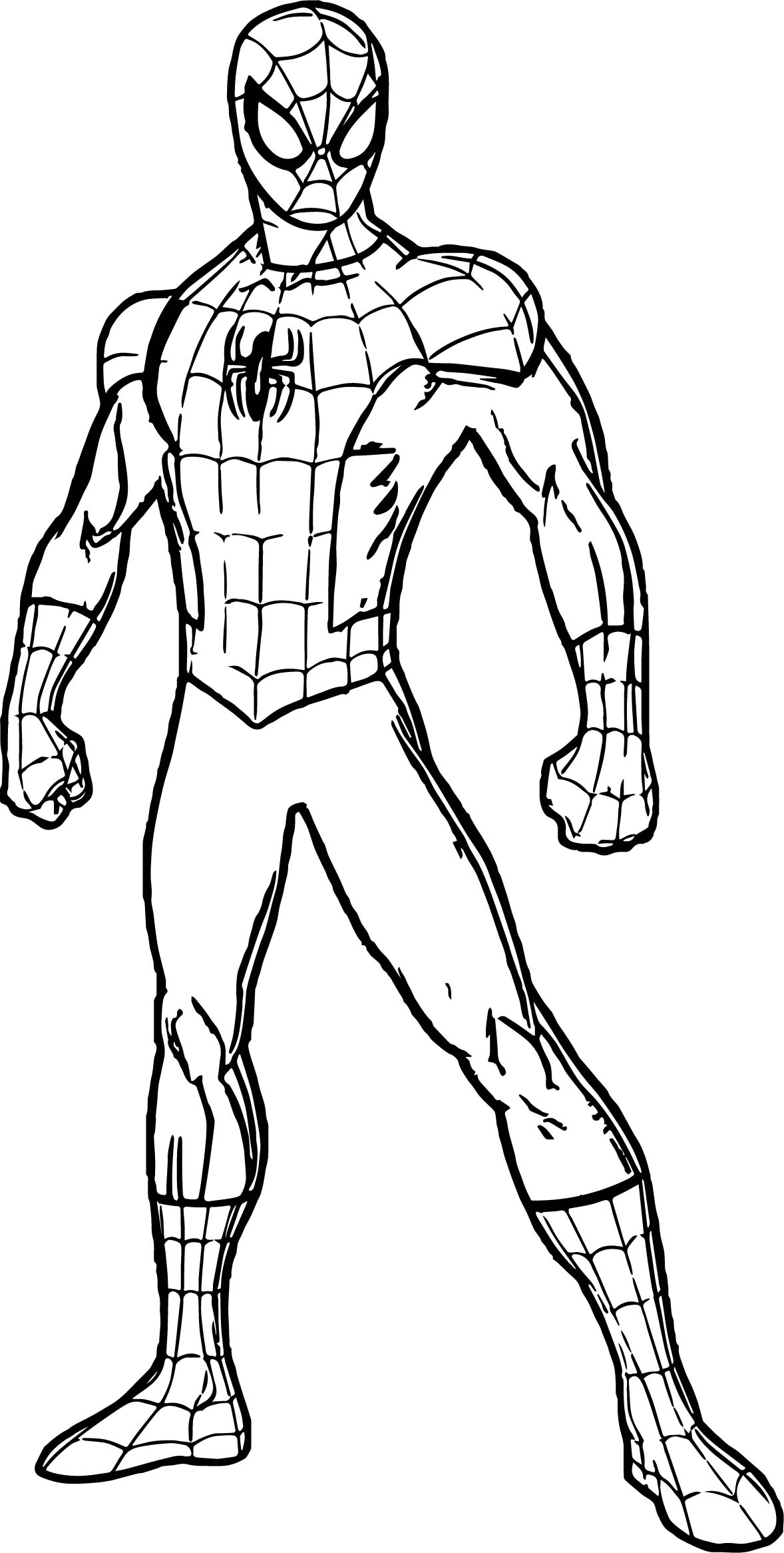 coloring spiderman spiderman coloring pages download free coloring sheets spiderman coloring