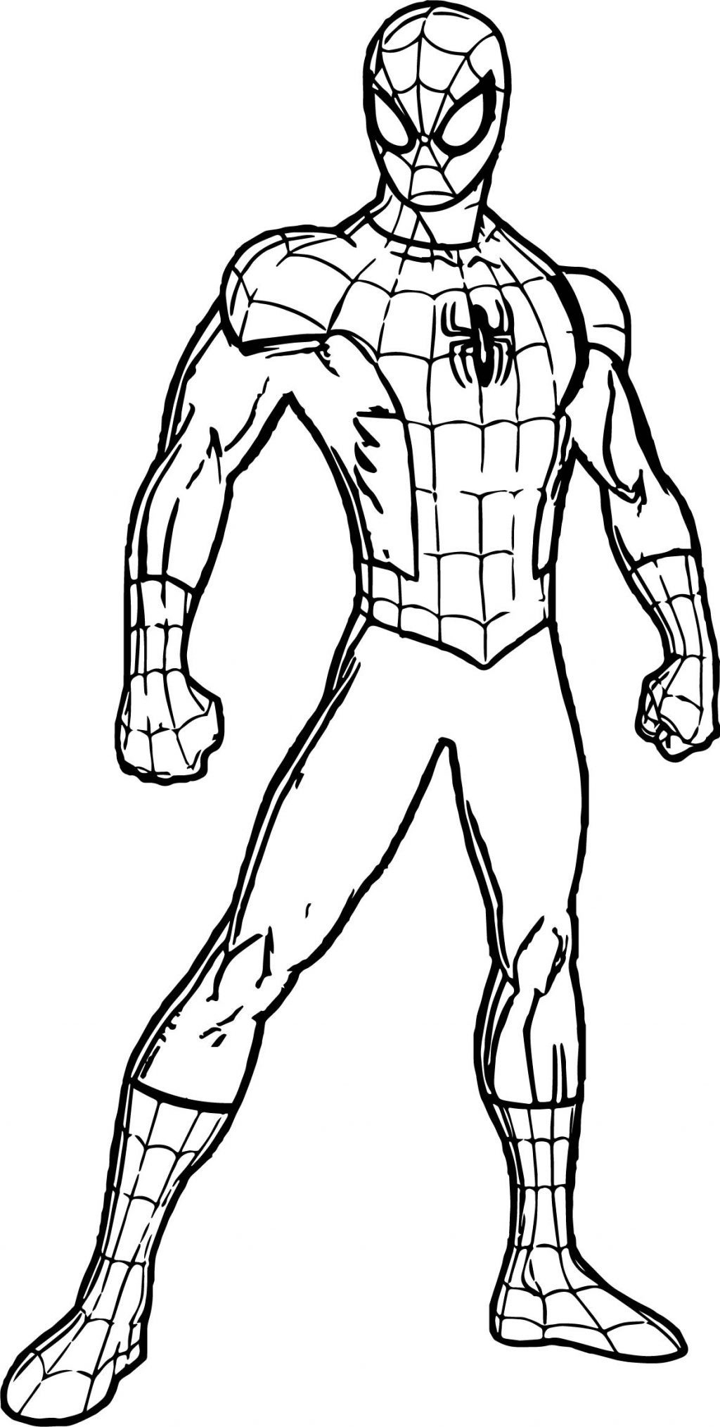 coloring spiderman spiderman coloring pages for boys educative printable spiderman coloring
