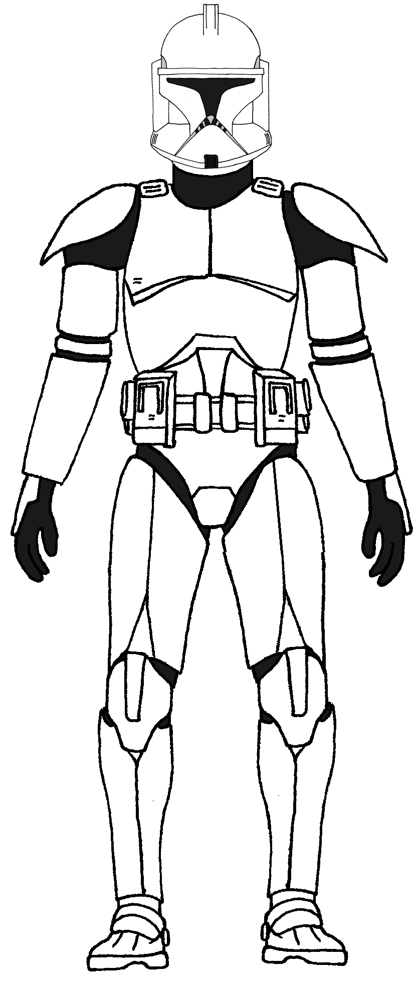 coloring star wars clone trooper coloring page coloring home wars star coloring clone