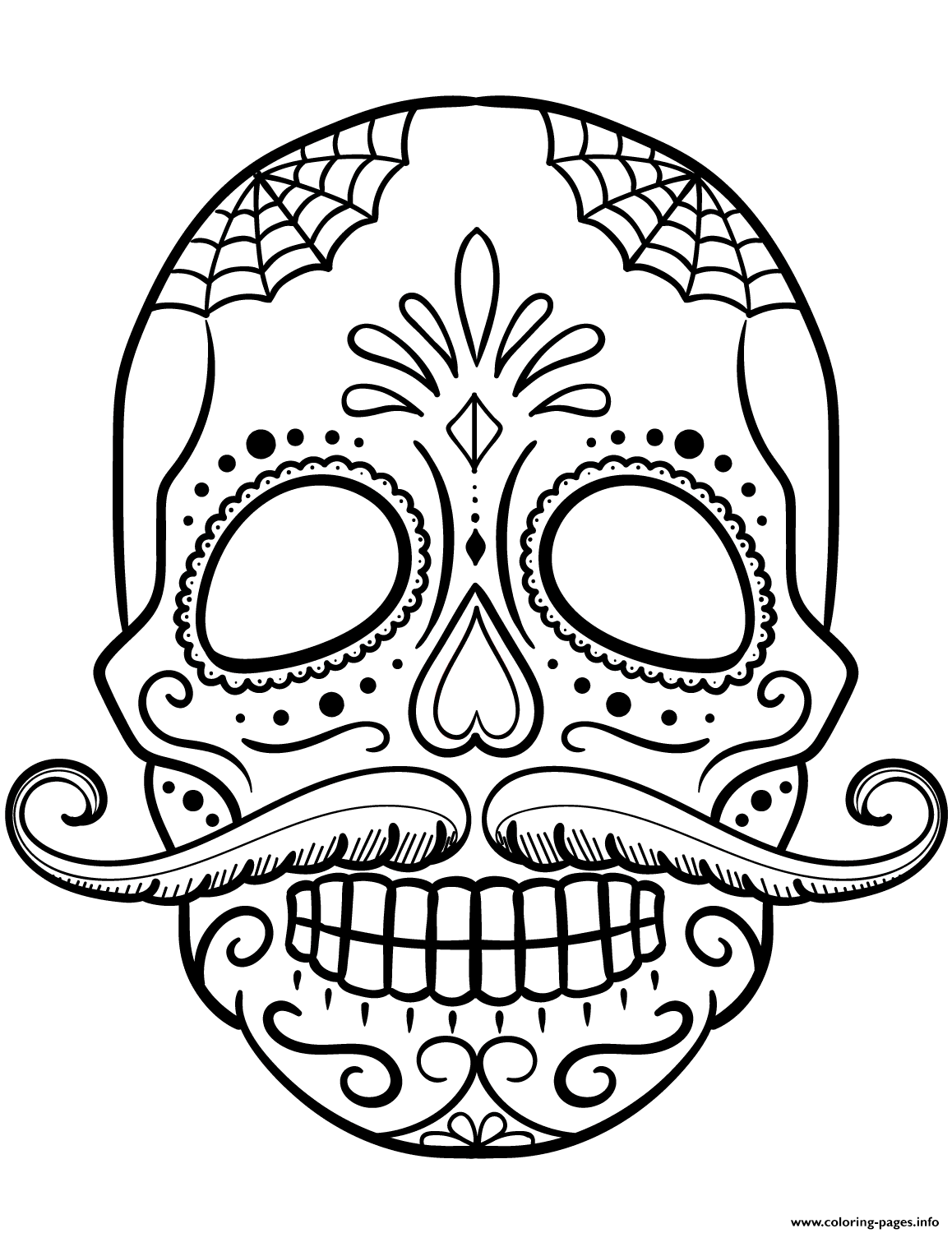 coloring star wars sugar skull army skull coloring pages coloring pages star wars sugar skull coloring