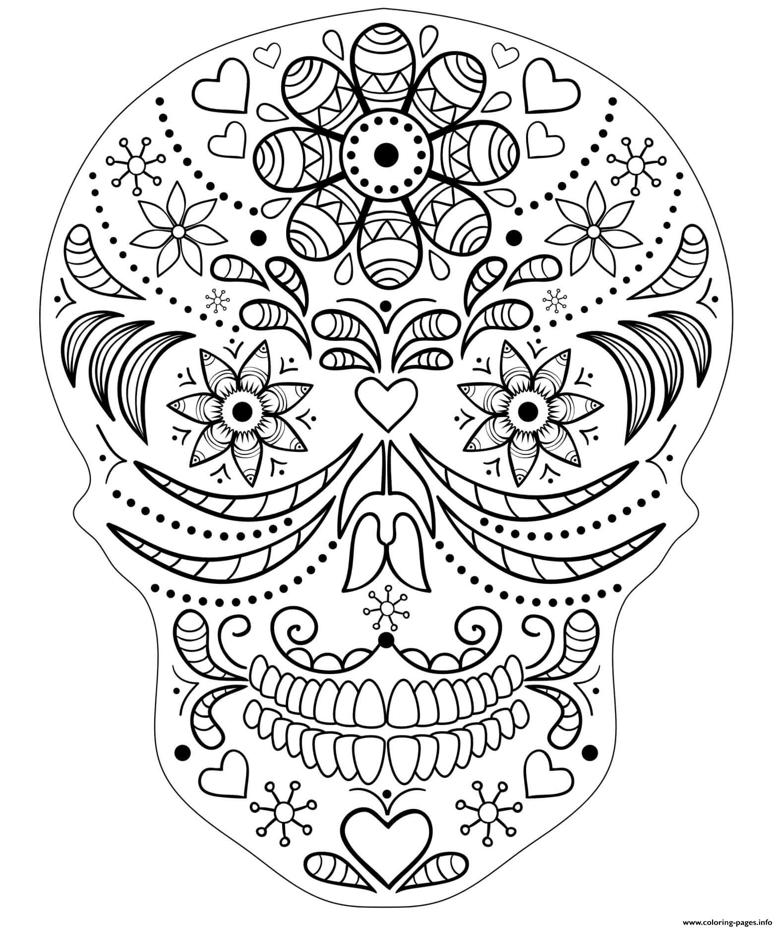 coloring star wars sugar skull storm trooper coloring pages printable coloring home star coloring wars sugar skull