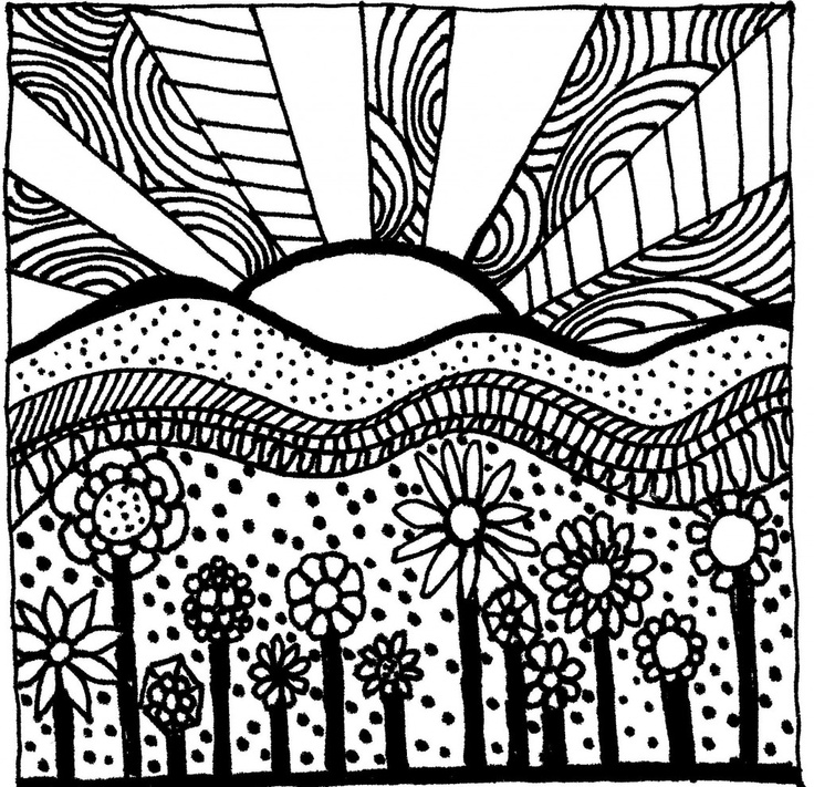 coloring sunset sunset coloring pages to download and print for free sunset coloring 1 3
