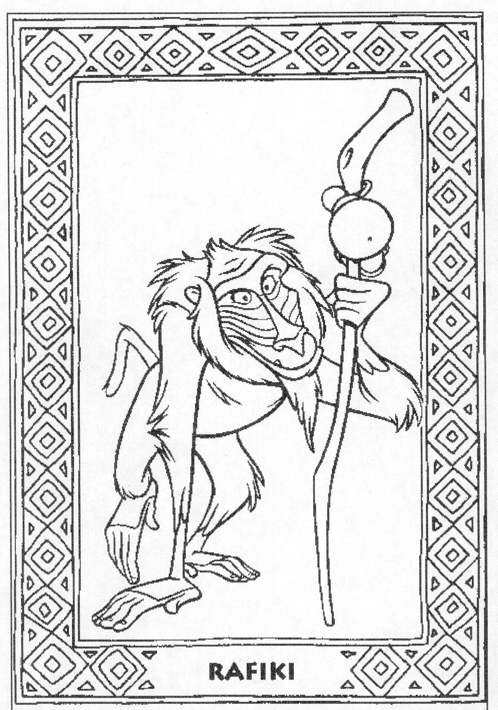 coloring the lion king free printable pages lion king coloring pages the coloring lion king