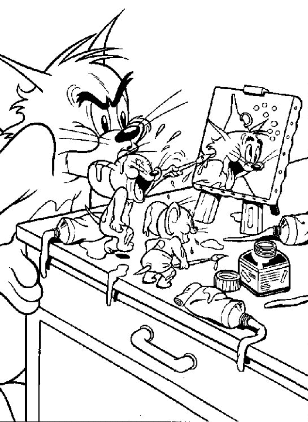 coloring tom and jerry sketch tom und jerry malvorlagen tom und jerry malvorlagen coloring and sketch tom jerry