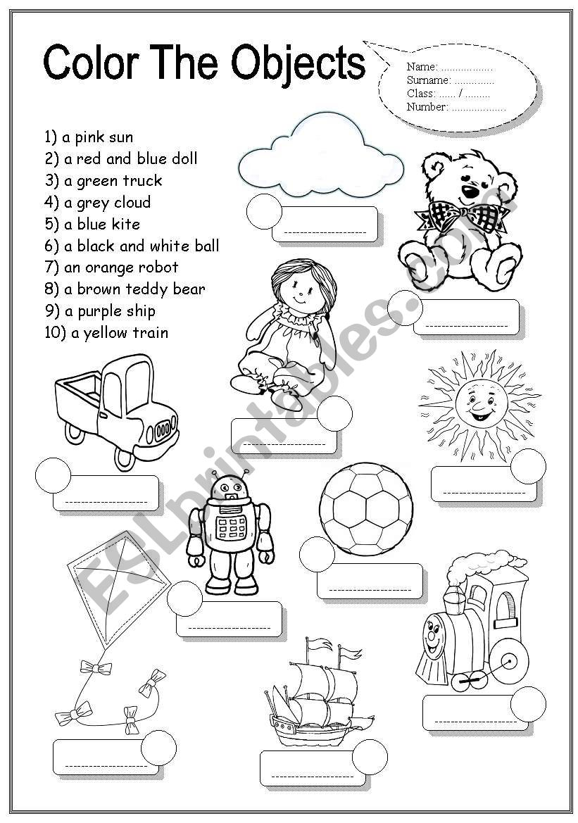 coloring toy worksheet colour the toys esl worksheet by xyz5 worksheet toy coloring