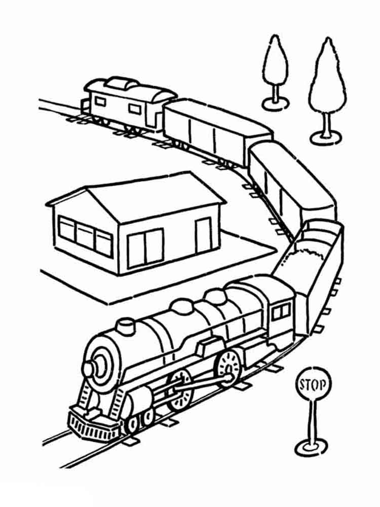 coloring train free printable train coloring pages for kids train coloring 1 1