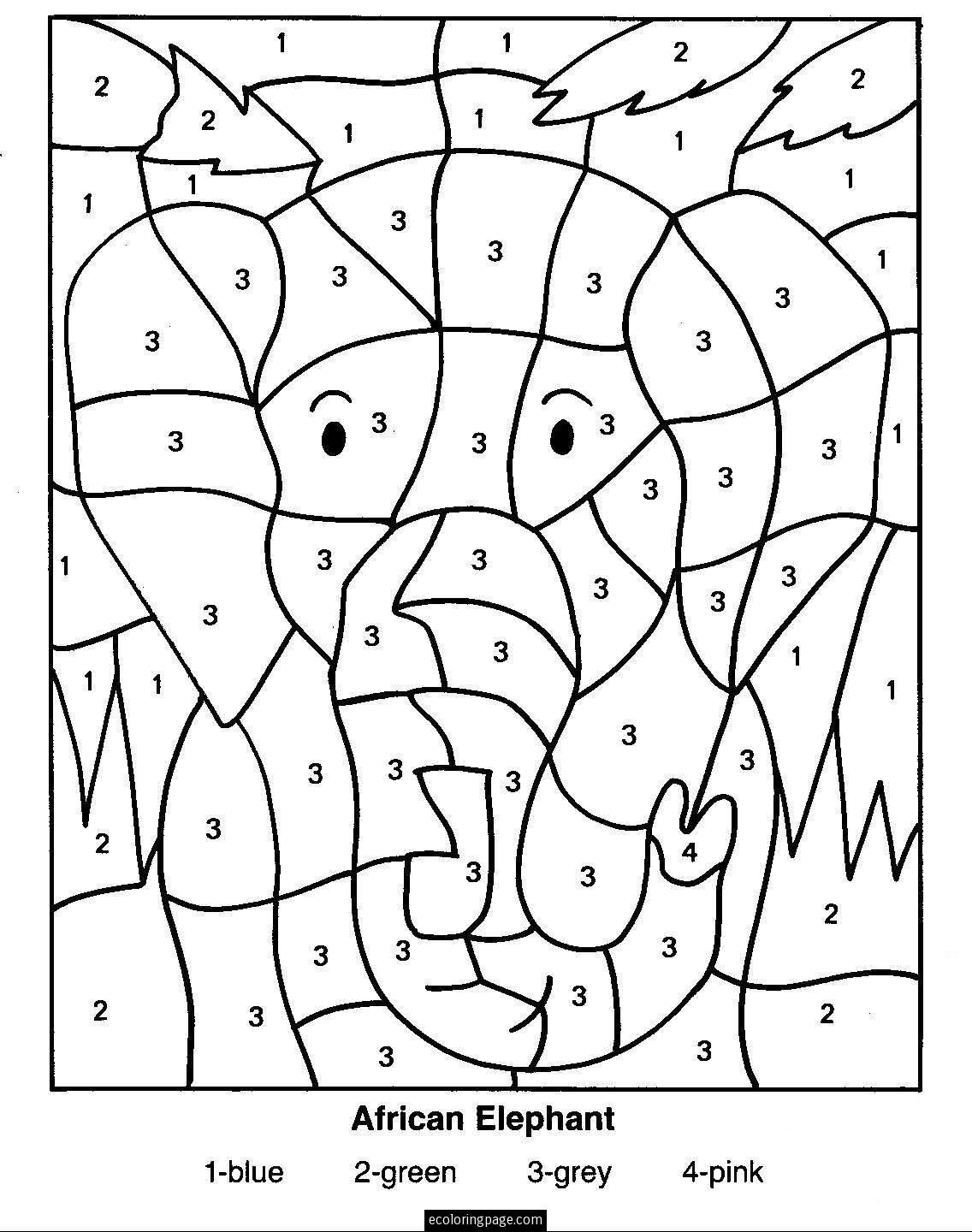 coloring with numbers printable difficult color by number printables coloring home with coloring numbers printable