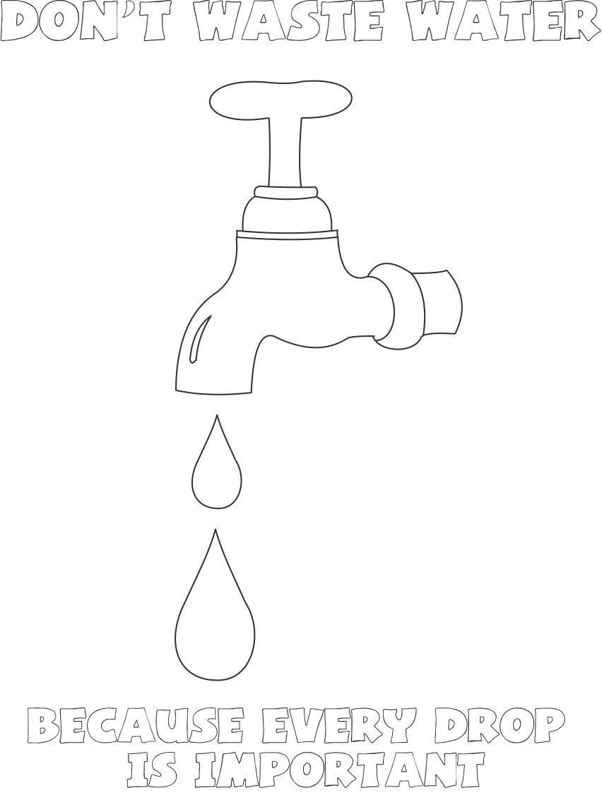 coloring with water free water conservation for kids coloring pages download coloring with water