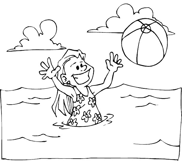 coloring with water kid printables beach coloring pages water coloring with