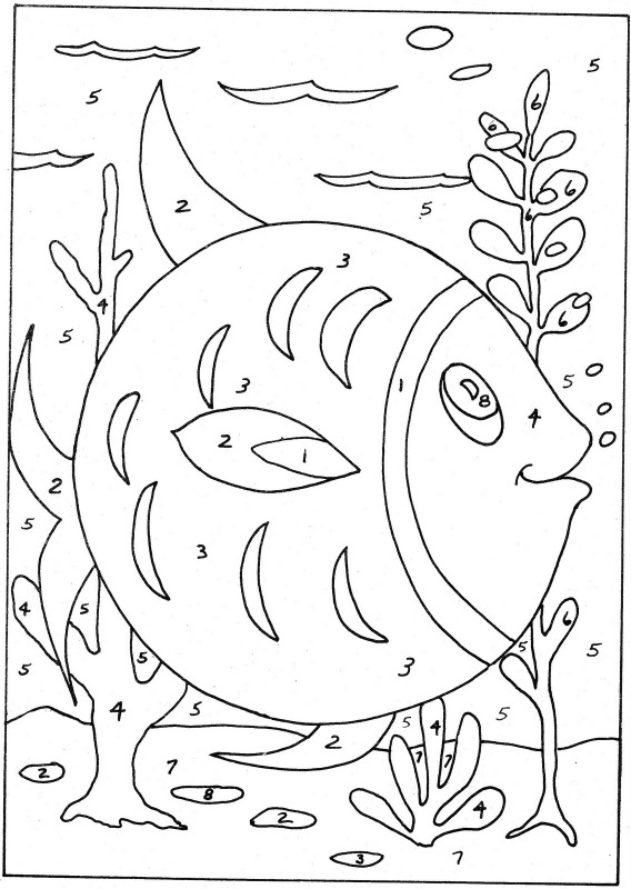 coloring worksheet easy difficult color by number printables coloring home coloring worksheet easy 1 1